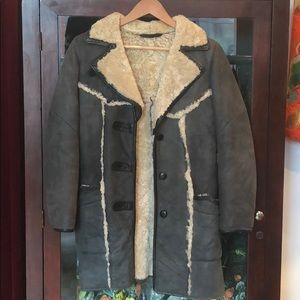 Authentic Shearling Coat